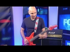 Satch Boogie Live from Joe Satriani