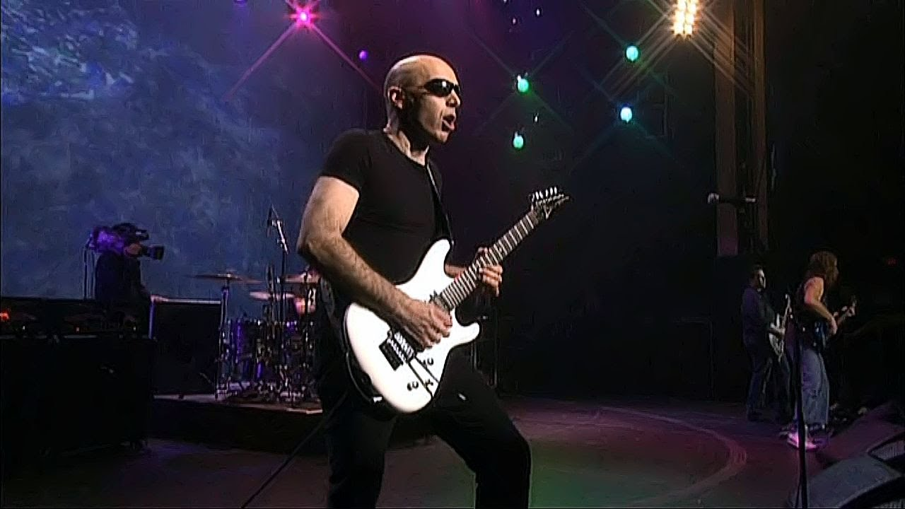 Surfing with the Alien Live with Joe Satriani