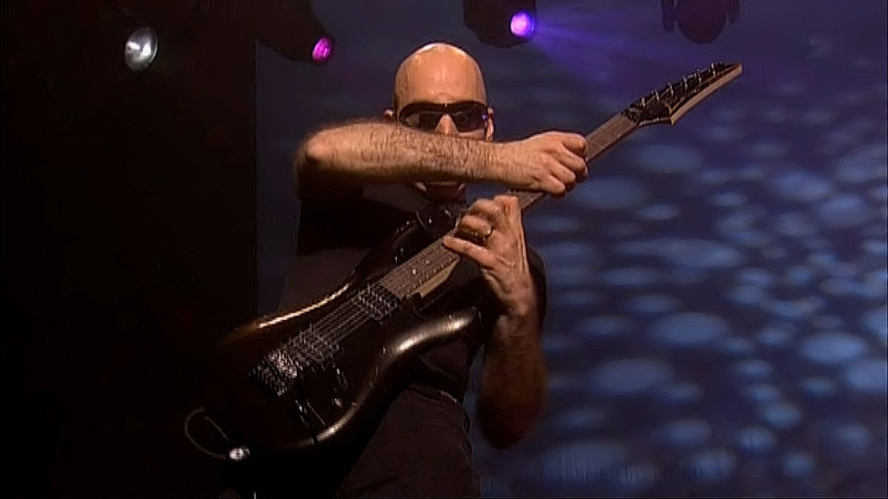 The Mystical Potato Head Groove Thing Live, Joe Satriani