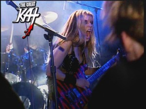 The Great Kat (Live)