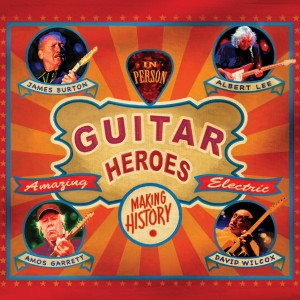 Guitar Heroes Album Cover