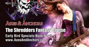 Axes Anchors Cruise
