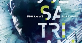 Joe Satriani Shockwave CD Cover