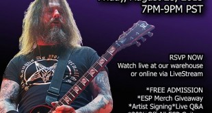 Gary Holt Guitar Clinic - 6string.com