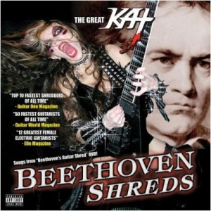 Beethoven Shreds - The Great Kat